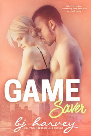 Game Saver by B.J. Harvey