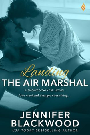 Landing the Air Marshal by Jennifer Blackwood