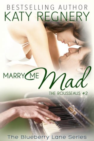 Marry Me Mad by Katy Regnery
