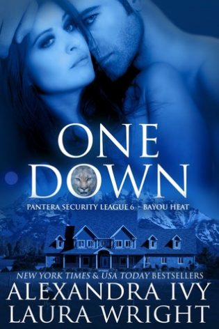 One Down by Laura Wright and Alexandra Ivy