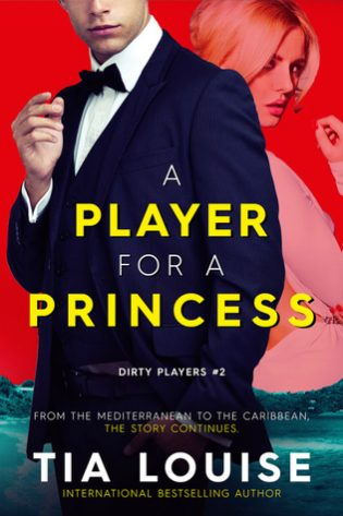 A Player for a Princess by Tia Louise