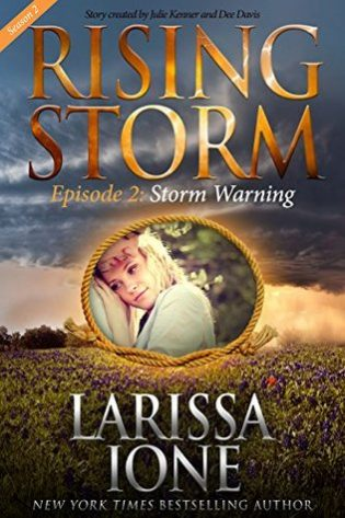 Storm Warning by Larissa Ione