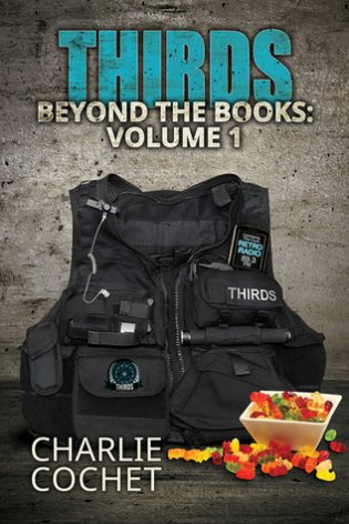 Review: THIRDS Beyond the Books: Volume 1by Charlie Cochet