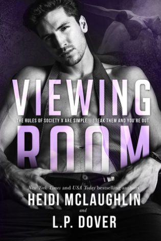 Viewing Room by L.P. Dover and Heidi McLaughlin