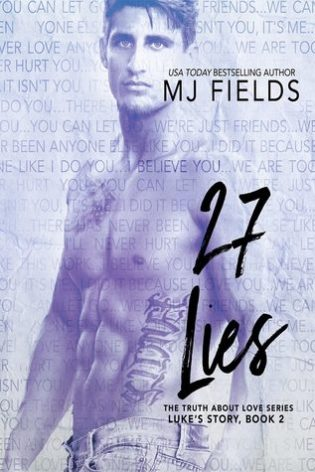 27 Lies by M.J. Fields