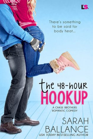 The 48-Hour Hookup by Sarah Ballance