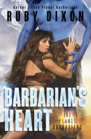 Review: Barbarian's Heart by Ruby Dixon