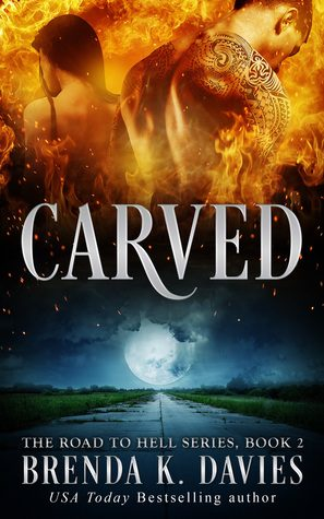 Carved by Brenda K. Davies