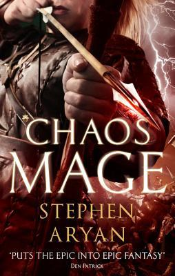 Chaosmage by Stephen Aryan