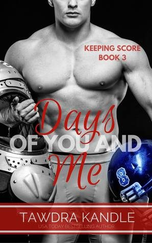Days Of You And Me by Tawdra Kandle