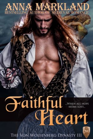 Faithful Heart by Anna Markland