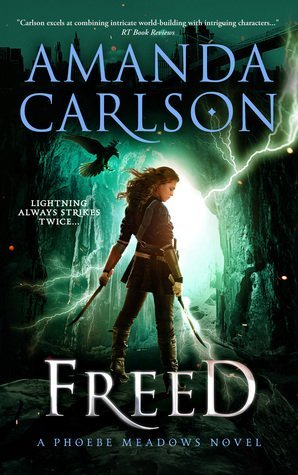 ARC Review: Freed by Amanda Carlson