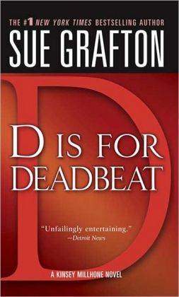 Review: D is for Deadbeat by Sue Grafton