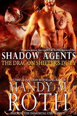 The Dragon Shifter's Duty by Mandy M. Roth
