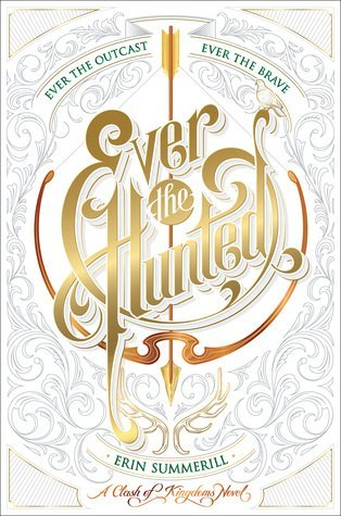 Ever the Hunted by Erin Summerhill