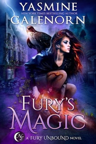 Fury's Magic by Yasmine Galenorn
