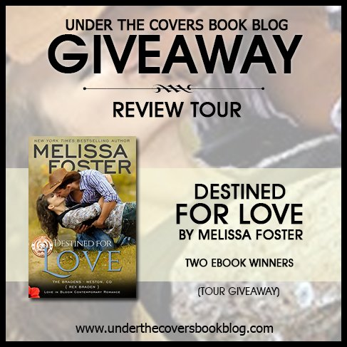 giveawaymelissafoster