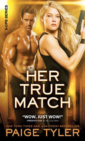 Author Override: Paige Tyler