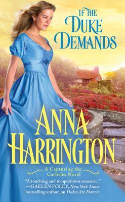 ARC Review: If the Duke Demands by Anna Harrington