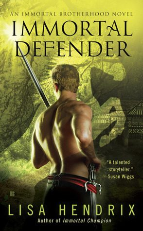 Immortal Defender by Lisa Hendrix