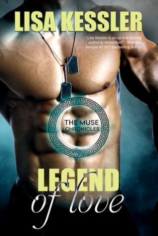 Legend of Love by Lisa Kessler