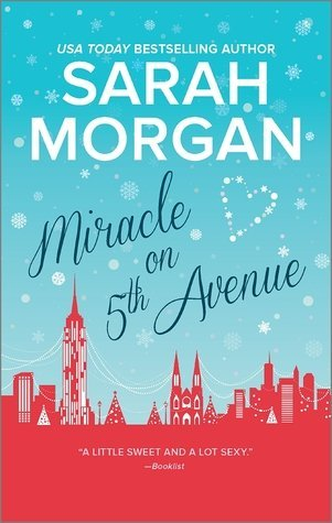 ARC Review: Miracle on 5th Avenue by Sarah Morgan