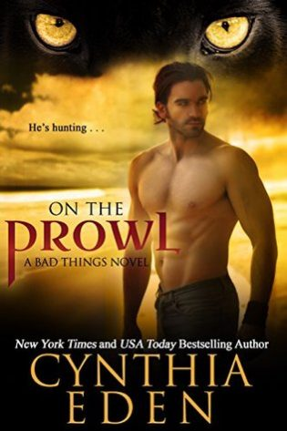 On the Prowl by Cynthia Eden