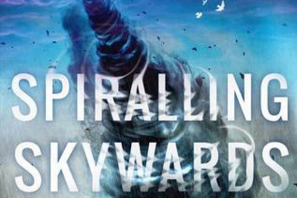 Spiralling Skywards by Lesley Jones