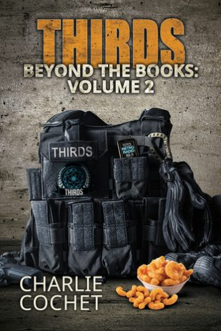 ARC Review: THIRDS Beyond the Book Volume 2 by Charlie Cochet