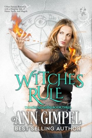 Witches Rule by Ann Gimpel