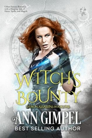 Witch's Bounty by Ann Gimpel