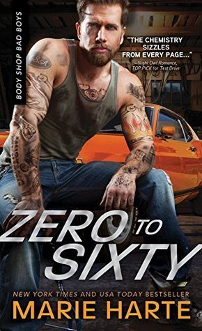 ARC Review: Zero to Sixty by Marie Harte