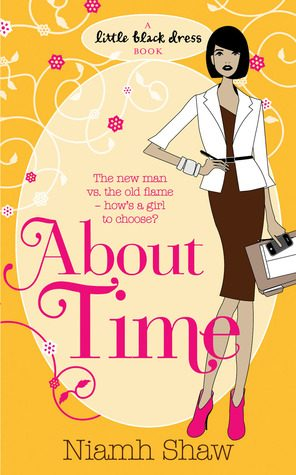 About Time by Niamh Shaw