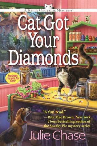 Cat Got Your Diamonds by Julie Chase