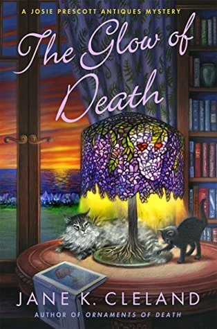 The Glow of Death by Jane K. Cleland