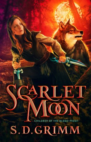 Scarlet Moon by S. D. Grimm