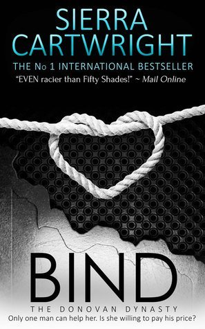 ARC Review: Bind by Sierra Cartwright