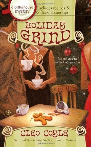 Review: Holiday Grind by Cleo Coyle