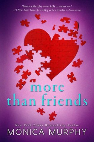 More Than Friends by Monica Murphy