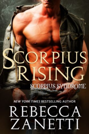 Scorpius Rising by Rebecca Zanetti