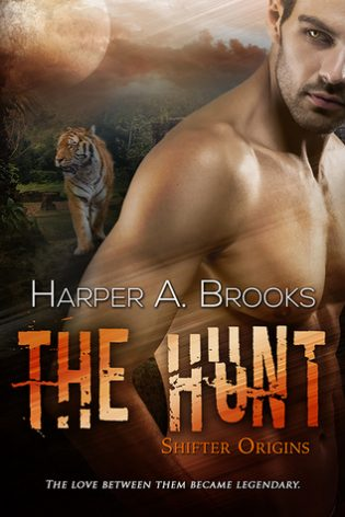 The Hunt by Harper A. Brooks