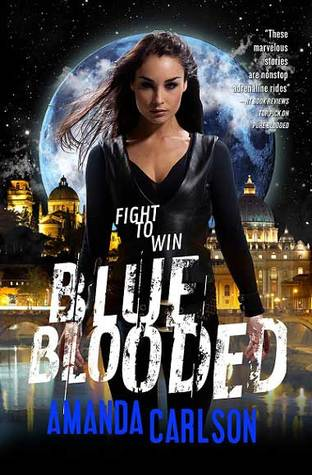 Blue Blooded by Amanda Carlson