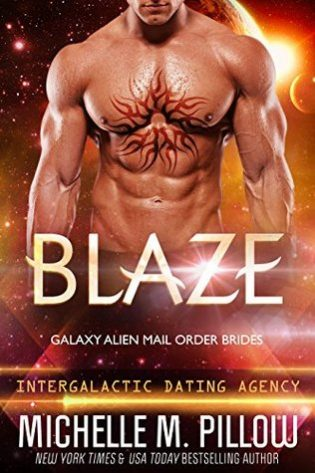 Blaze by Michelle M Pillow