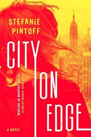 City on Edge by Stefanie Pintoff