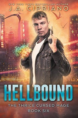 Hellbound by J.A. Cipriano