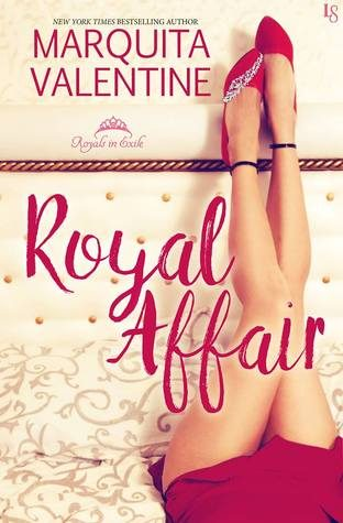 Royal Affair by Marquita Valentine