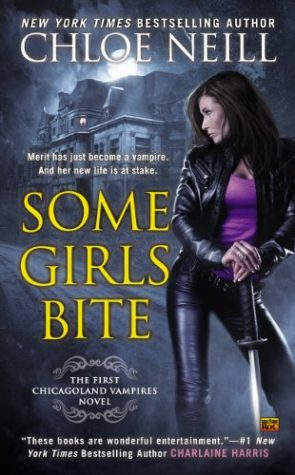 TBR Jar Review: Some Girls Bite by Chloe Neill