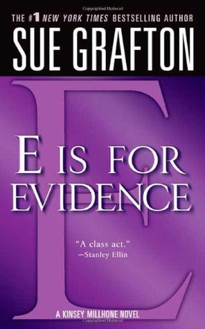 Review: E is for Evidence by Sue Grafton