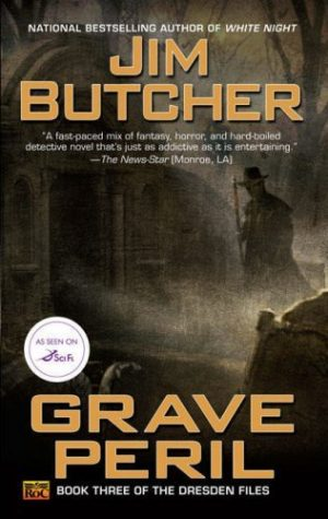 Review: Grave Peril by Jim Butcher