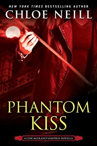 Phantom Kiss by Chloe Neill